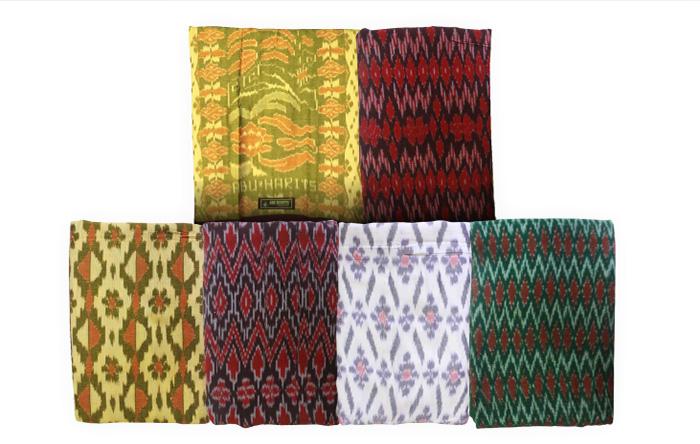 Motif dari sarung tenun goyor batiksakura.com