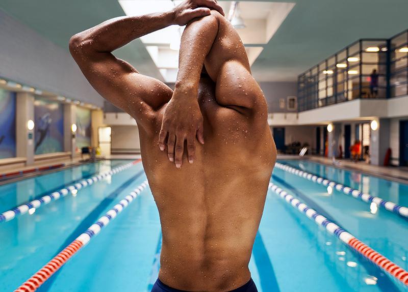 Pemanasan saat sebelum berenang sangat penting peakperformancesport.com