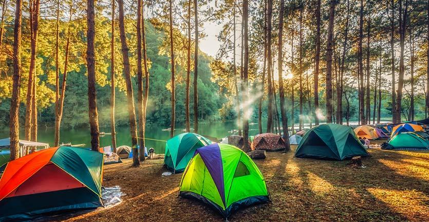 Pilih tempat camping yang tepat blog.reservasi.com