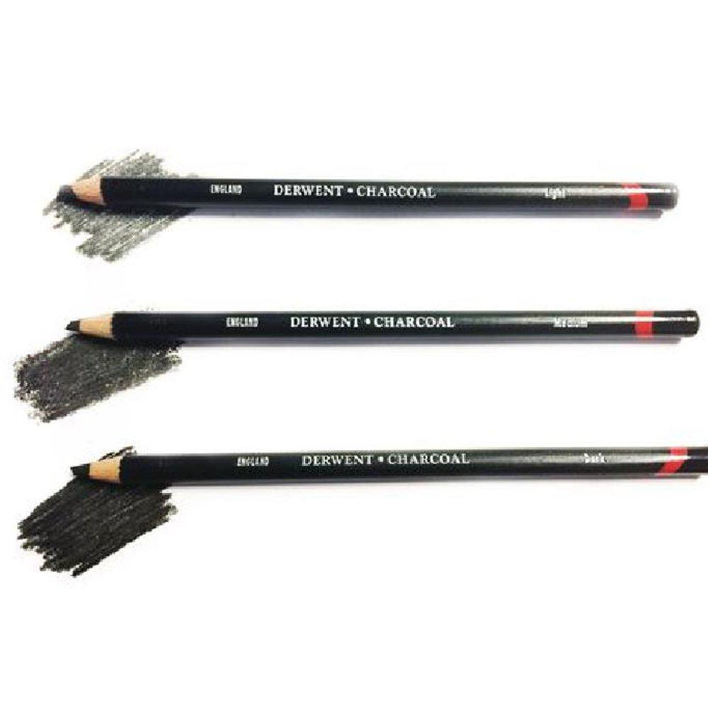 Salah satu merk pensil charcoal bukalapak.com