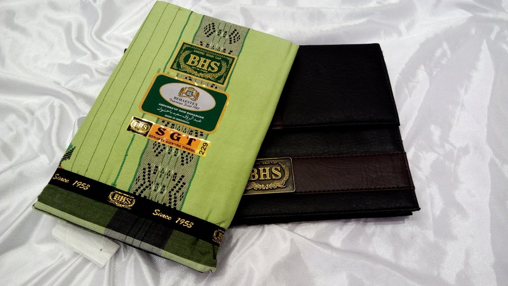 Sarung merk BHS bukalapak.com