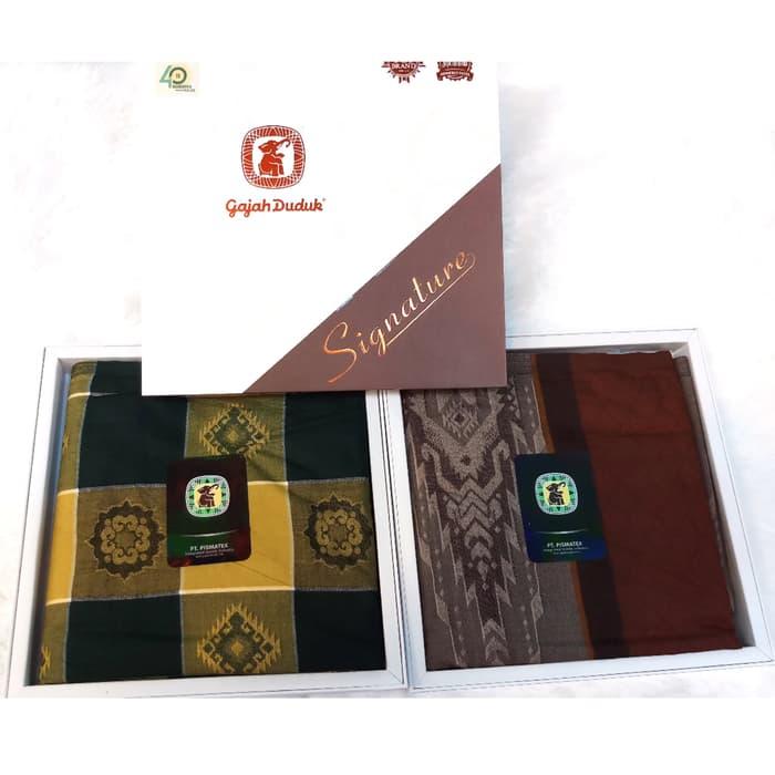 Sarung merk Gajah Duduk tokopedia.com
