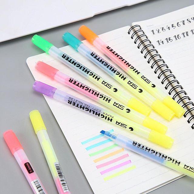 Spidol highlight membantu proses belajar instastalker.com