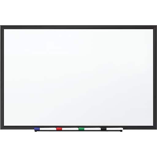 Whiteboard berbahan dasar melamine staples.com