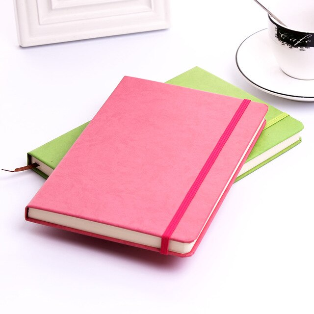 buku tulis tipe diary atau notebook aliexpress.com