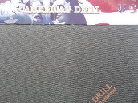 karakteristik bahan kain american drill