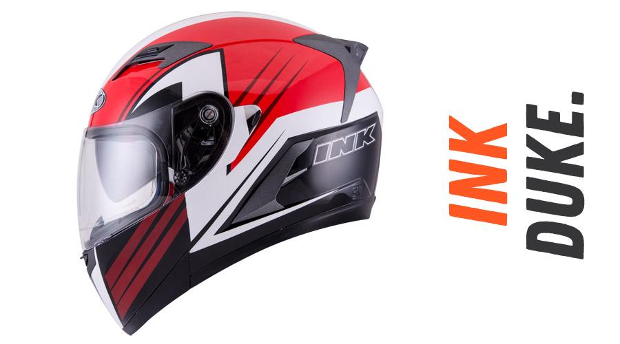 Desain Helm INK Duke Terbaru
