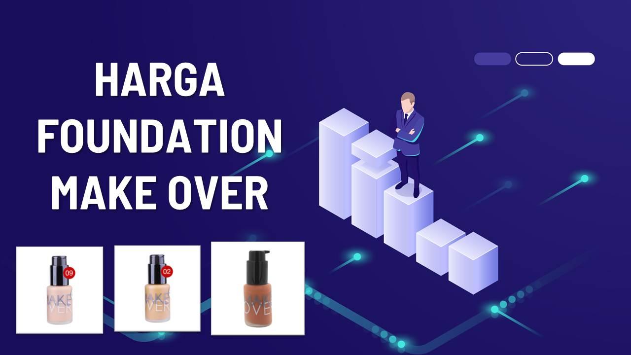 harga foundation make over